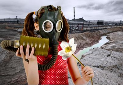 забруднене повітря смертність