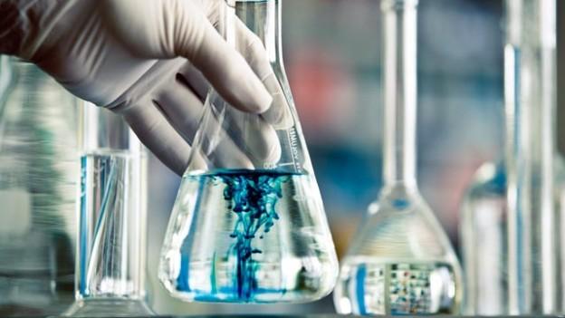 химический анализ сырья