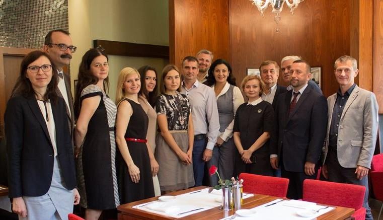 Зустріч з Віце-Прем'єром