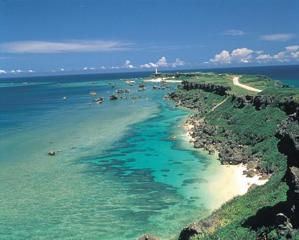 окинава коралловый риф